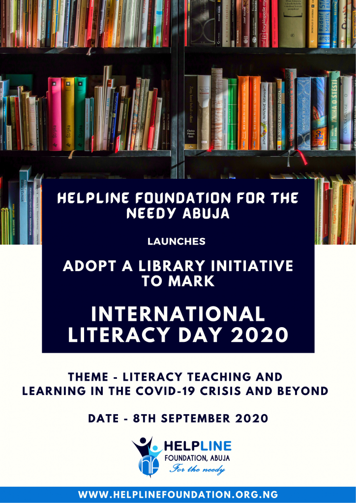 Adopt a library initiative